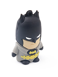 cheap -8GB Cartoon Silicone USB 2.0 Flash Pen Drive
