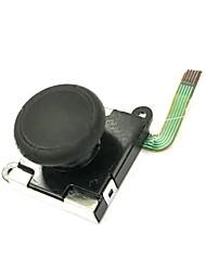 Недорогие -switch Запчасти для игровых контроллеров Назначение Nintendo Новый 3DS LL (XL) Запчасти для игровых контроллеров Металл 1 pcs Ед. изм