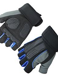 cheap -Half-finger All Motorcycle Gloves Fiber Breathable / Non Slip