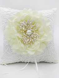 cheap -Lace / Floral Satin Ring Pillow Pillow All Seasons