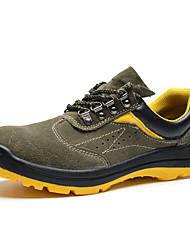 Недорогие -защитные ботинки для безопасности на рабочем месте поставки против резания, защита от наводнений, антипирс, антистатические, нескользкие, маслостойкие, устойчивые к кислотам и щелочам