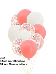 cheap -Balloon Emulsion 10pcs Wedding