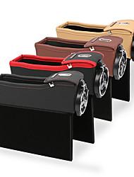 Недорогие -Органайзеры для авто Коробки для хранения Кожа Назначение Универсальный Все года Все модели