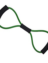 cheap -Exercise Resistance Bands Mix Resistance Training Yoga Fitness Workout For Unisex Body Part
