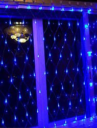 cheap -Eight Function Outdoor String Lights Decoration Waterproof European Fishing Net Light 1 pc