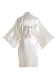 cheap -Faux Silk Robes Wedding Non-personalized
