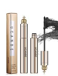 abordables -Mascara Imperméable / Porter Maquillage Fête / Soirée / Fête de Mariage / Rendez-vous Maquillage Quotidien / Maquillage d'Halloween / Maquillage de Fête Longue Durée Cosmétique Accessoires de
