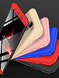 cheap -Case For Samsung Galaxy J6 (2018) Shockproof / Frosted Back Cover Solid Colored Hard PC