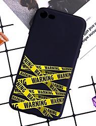 رخيصةأون -غطاء من أجل Apple iPhone XS / iPhone XR / iPhone XS Max نموذج غطاء خلفي قرميدة ناعم TPU