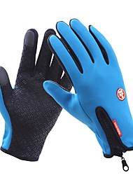 cheap -Full Finger Unisex Motorcycle Gloves Oxford Cloth Waterproof / Keep Warm / Non Slip