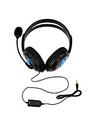 cheap -DOBE other Wired Headphones For Sony PS4 ,  Creative / New Design / Cool Headphones PVC(PolyVinyl Chloride) 1 pcs unit