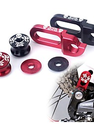 cheap -Bike Derailleur Hanger High Strength Anti-skidding / Non-Skid / Antiskid Easy to Install For Road Bike Mountain Bike MTB Cycling Bicycle 7075 Aluminium Alloy Black Red
