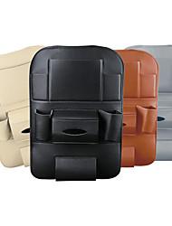 cheap -Car Back Seat Organizer Seat For toyota corolla chr yaris rav4 kia ceed rio 3 4 cerato sportage Auto Capacity Storage Pouch