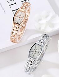 cheap -Women's Bracelet Watch Quartz Watches Analog Quartz Stylish Fashion Casual Watch / One Year