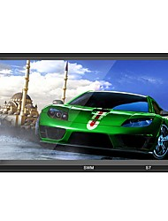 cheap -SWM S7 7 inch 2 DIN Other / Other OS Car MP5 Player Touch Screen / MP3 / Built-in Bluetooth for universal RCA / Other Support MPEG / AVI / MPG MP3 / WMA / WAV JPEG / JPG / Steering Wheel Control