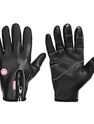 Недорогие -Полныйпалец Все Мотоцикл перчатки Полиуретановая кожа / Полиэстер Сенсорный экран / Водонепроницаемость
