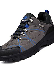 cheap -Men's Comfort Shoes PU Fall Athletic Shoes Hiking Shoes Brown / Dark Green / Gray