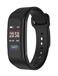 Недорогие -B60 Smart Watch BT 4.0 дешевый фитнес-трекер поддержка уведомлений и совместимый монитор сердечного ритма Samsung / Sony телефонов Android и Apple