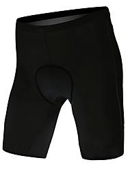 cheap -ILPALADINO Men's Cycling Padded Shorts Bike Shorts Pants Bottoms Quick Dry Sports Lycra Black Clothing Apparel Bike Wear