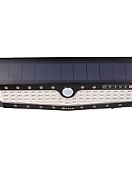 cheap -BRELONG Solar Body Induction Garden Waterproof Wall Lamp 1 pc