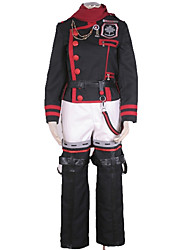 cheap -Inspired by D.Gray-man Lavi Anime Cosplay Costumes Japanese Cosplay Suits Art Deco / Simple / Novelty Others / Top / Pants For Men's / Women's