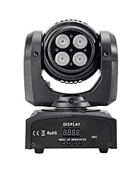 cheap -Stage Lighting LED Double-sided Small Moving Head Beam Light KTV Rotating Lights Private Room Ballroom di Bar Stage Lighting di Bar Wedding Lights