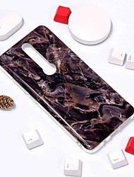 cheap -Case For Huawei Huawei Mate RS Porsche Design / Mate 10 / Mate 10 pro Pattern Back Cover Marble Soft TPU