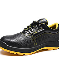 cheap -Safety Shoe Boots for Workplace Safety Supplies Anti-cutting Flood Prevention Anti-piercing Non-slip Wear Resistant