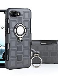 cheap -Case For Huawei Huawei P smart / Huawei Honor 10 / Huawei Enjoy 7S Shockproof / Ring Holder Back Cover Armor Soft TPU