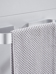 cheap -Towel Bar New Design / Cool Modern Aluminum 1pc Single Wall Mounted