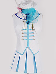 cheap -Inspired by Love Live Cosplay Anime Cosplay Costumes Japanese Cosplay Suits Art Deco / Stitching Lace Top / Skirt / More Accessories For Men's / Women's