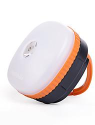 Недорогие -Naturehike NH16D300-D Походные светильники и лампы Аварийные лампы Водонепроницаемый 75 lm Светодиодная лампа LED 8 излучатели 3 Режим освещения Водонепроницаемый Портативные