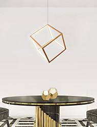 cheap -1-Light Geometrical Novelty Chandelier Ambient Light Painted Finishes Aluminum Adjustable  Cool 110-120V 220-240V