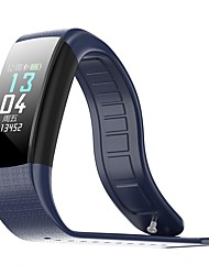 cheap -KUPENG B66 Unisex Smart Bracelet Smartwatch Android iOS Bluetooth GPS Smart Sports Waterproof Heart Rate Monitor Pedometer Call Reminder Activity Tracker Sleep Tracker Sedentary Reminder