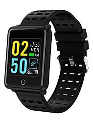 Недорогие -Indear F3 Мужчины Умный браслет Android iOS Bluetooth Smart Спорт Водонепроницаемый Пульсомер Сенсорный экран / Датчик для отслеживания активности / Датчик для отслеживания сна / Найти мое устройство