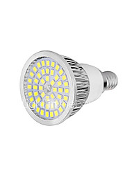 cheap -1pc 7 W LED Spotlight 720 lm E14 GU10 E26 / E27 48 LED Beads SMD 2835 Warm White Cold White 85-265 V / 1 pc / RoHS