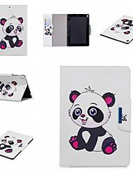 cheap -Case For Apple iPad Mini 5 / iPad New Air(2019) / iPad Air Wallet / Shockproof / with Stand Full Body Cases Panda Hard PU Leather / iPad Pro 10.5 / iPad (2017)