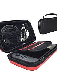 abordables -Sacs Pour Nintendo Commutateur ,  Portable Sacs faux cuir 1 pcs unité