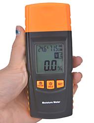 Недорогие -RZ610 портативный измеритель влажности древесины гигрометр плотность дерева цифровой цифровой электрический инструмент тестер