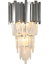 cheap -QIHengZhaoMing LED / Modern Contemporary Wall Lamps & Sconces Shops / Cafes / Office Crystal Wall Light 110-120V / 220-240V 5 W