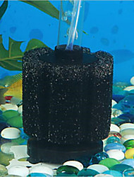 cheap -Aquarium Fish Tank Filter Vacuum Cleaner Washable Easy to Install Sponge 1 #