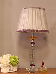 cheap -Crystal Decorative Table Lamp For Bedroom Crystal 220-240V