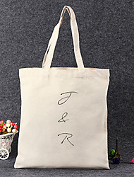 cheap -Wedding Party / Corporate Clothing Cotton Favor Bags Wedding - 1 pcs