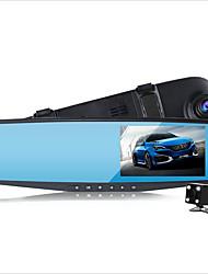 Недорогие -D790s 1080p Автомобильный видеорегистратор 140° Широкий угол 4.3 дюймовый Капюшон с G-Sensor / Режим парковки / Обноружение движения Нет Автомобильный рекордер / Циклическая запись / Фотография