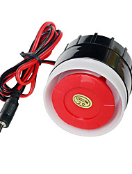 cheap -Factory OEM PS-110 Wired Siren for Indoor Surface Mounted 110dB