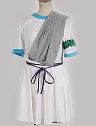 preiswerte -Inspiriert von Inazuma Eleven Schüler / Schuluniform Terumi Afuro Anime Cosplay Kostüme Japanisch Cosplay Kostüme Einfache Taillengürtel Kostüm Für Herrn Damen