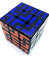 cheap -Speed Cube Set 1 pcs Magic Cube IQ Cube 3*3*3 Magic Cube Stress Reliever Puzzle Cube Professional Relieves ADD, ADHD, Anxiety, Autism Geometric Pattern Kid's Teen Adults' Toy Gift