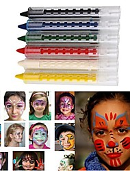 cheap -Fashionable Design / Kits / Multi Function Makeup 6 pcs Mixed Material Full Body Daily Makeup Safety Cosmetic Grooming Supplies