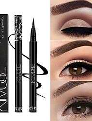 abordables -Eyeliner durable Maquillage simple / Haute qualité Décontracté / Soirée / Rendez-vous Maquillage Quotidien / Maquillage d'Halloween / Maquillage de Fête Cosmétique Accessoires de Toilettage