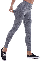 abordables -Femme Taille Haute Mosaïque Pantalon de yoga 3D Print Elasthanne Zumba Course / Running Fitness Collants Tenues de Sport Butt Lift Contrôle du Ventre Power Flex Haute élasticité Mince